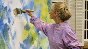 Peindre le gout du vin Innovation & creativite