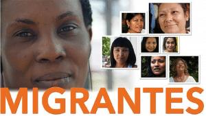 Portraits de femmes migrantes